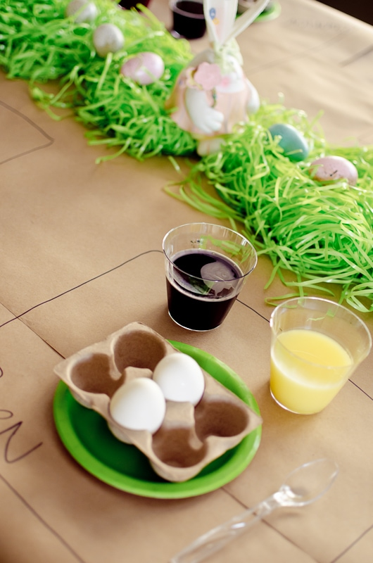 how to have an easter egg dying party-4