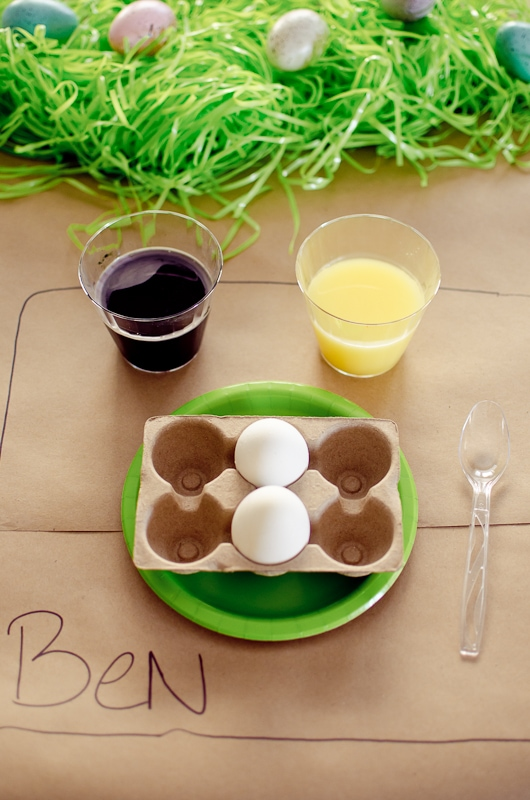 how to have an easter egg dying party-6