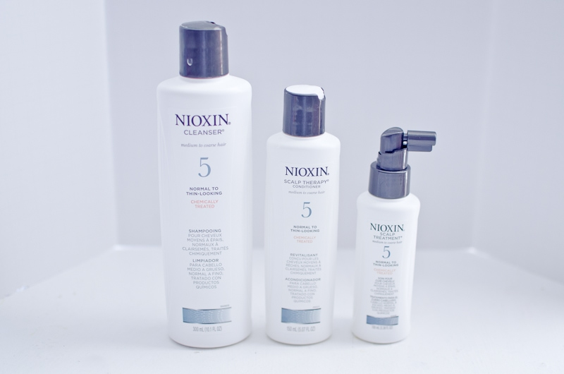 Nioxin Hair System A Grande Life
