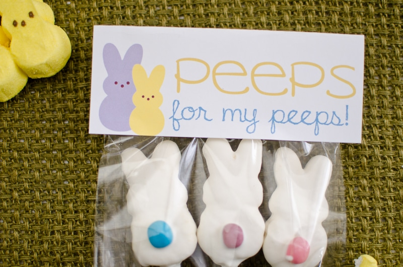 peeps for my peeps printable-4
