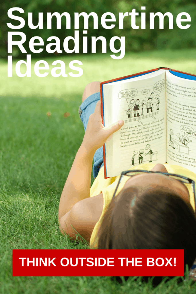Summertime Reading Ideas
