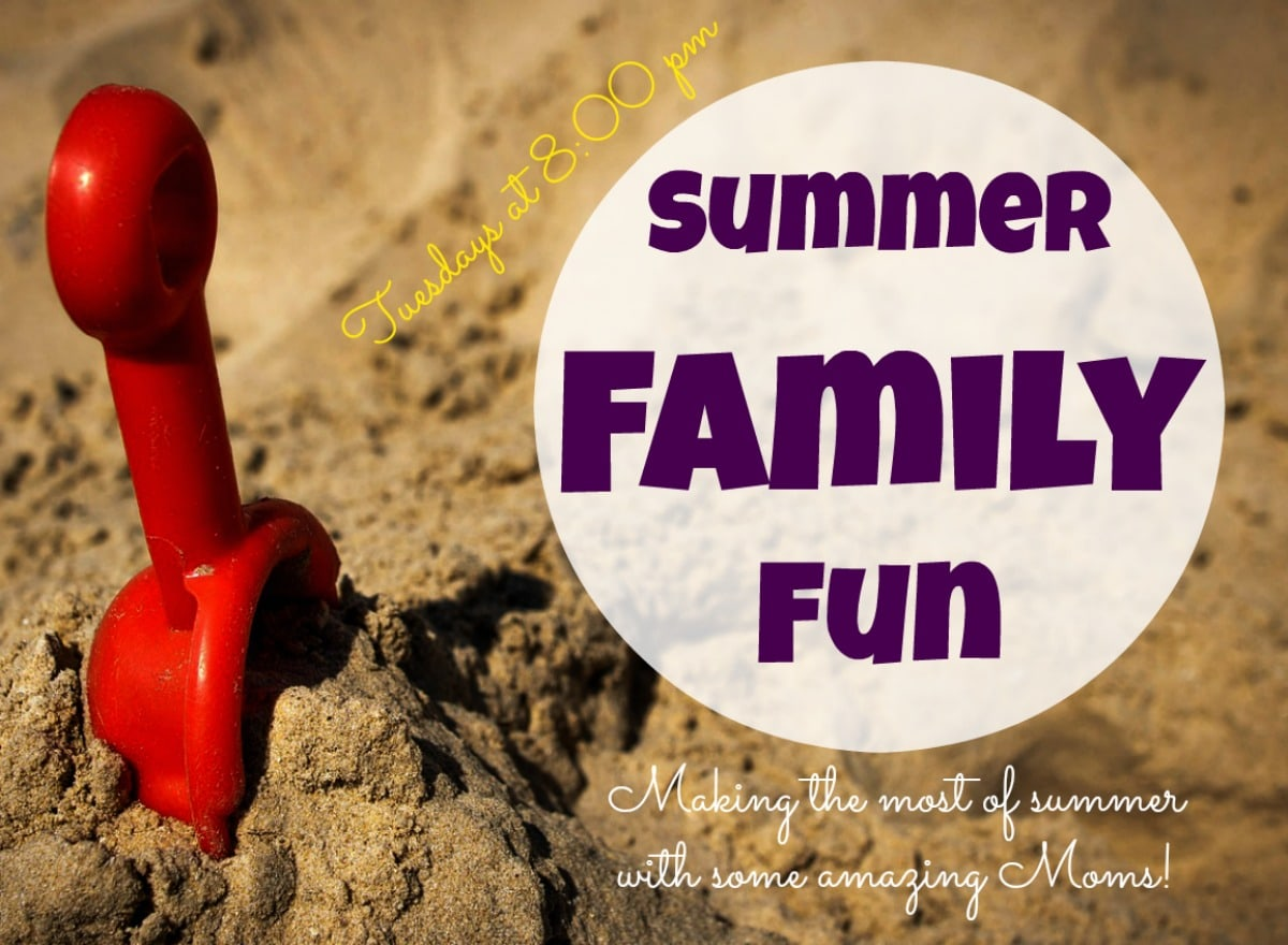 Summer Family Fun Linky Party