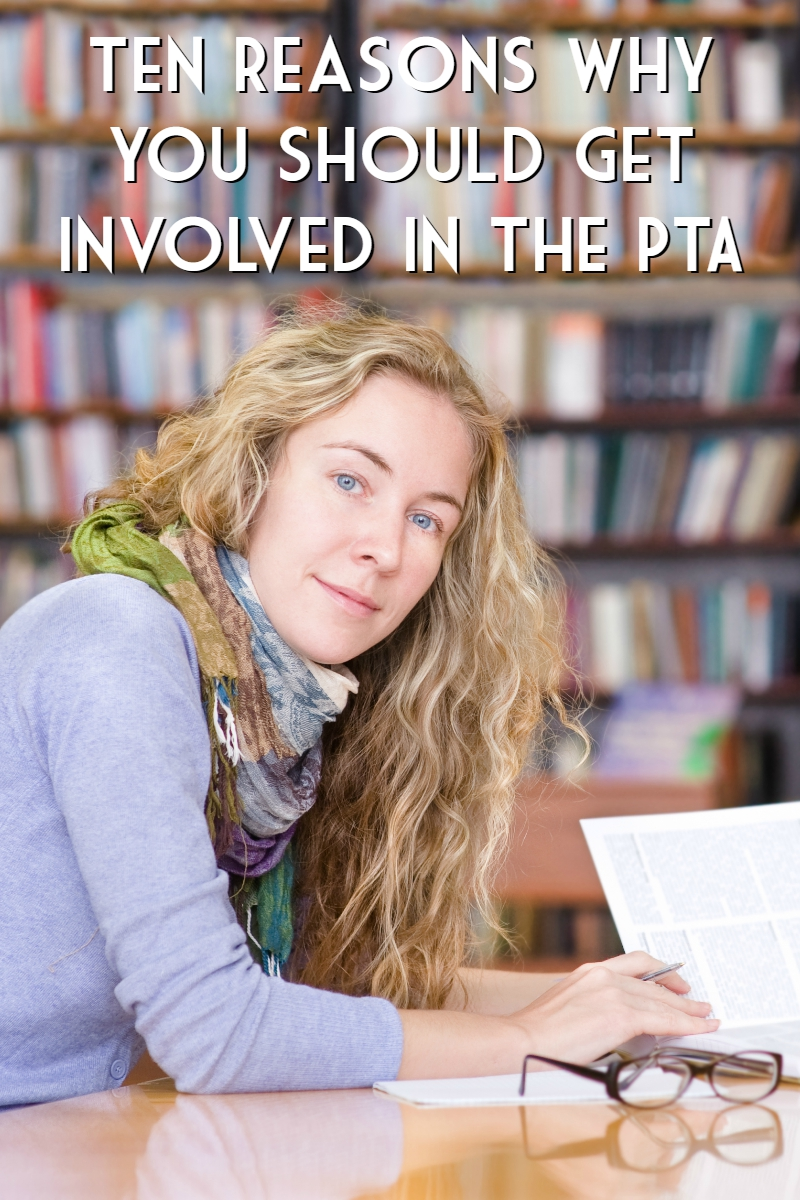 ten reasons why you should get involved in the pta