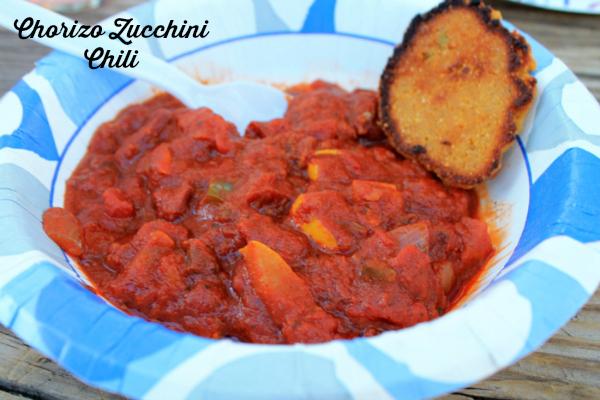Chorizo-Zucchini-Chili