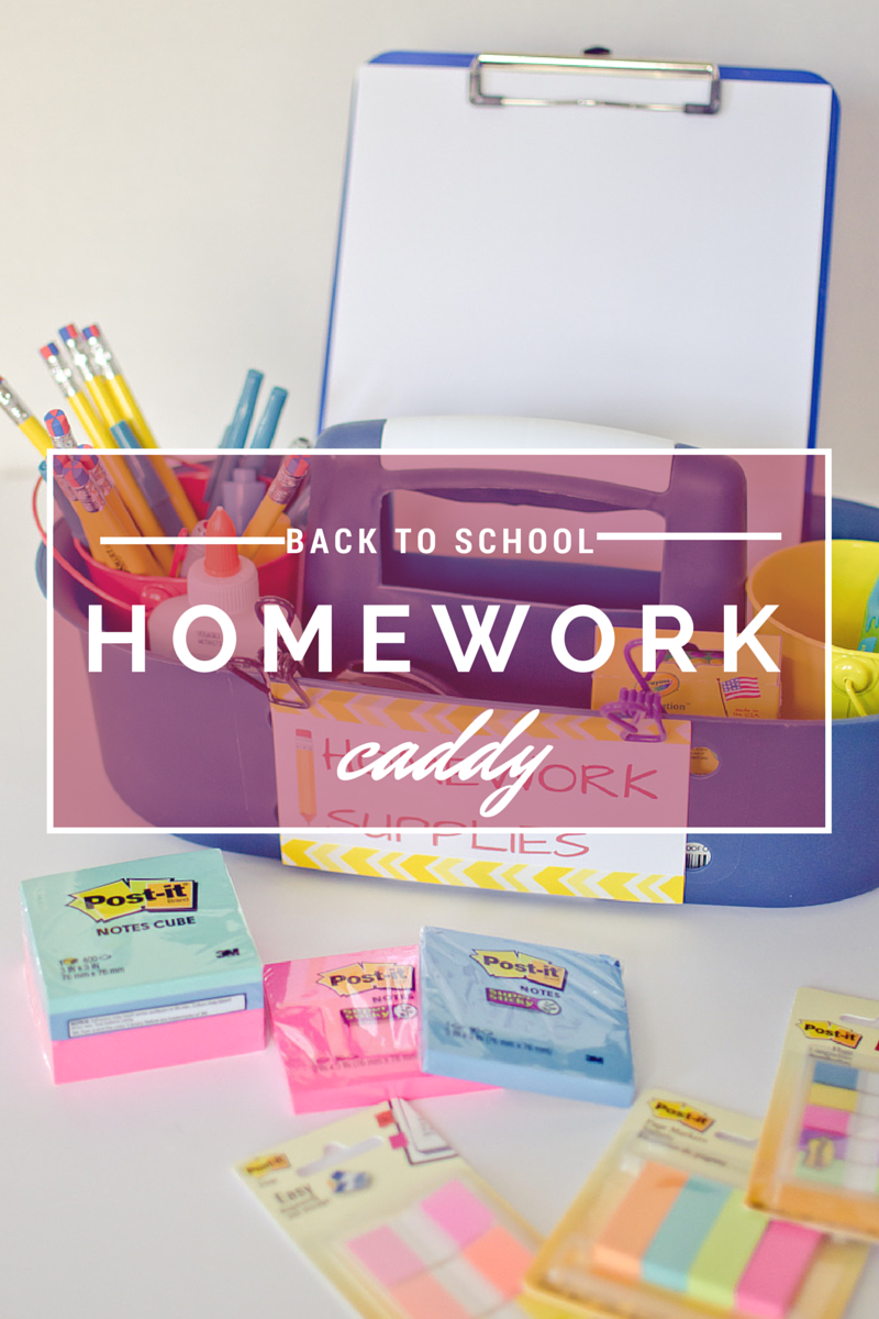 back to school homework caddy (1)