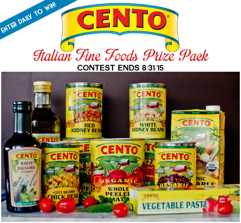 cento giveaway image