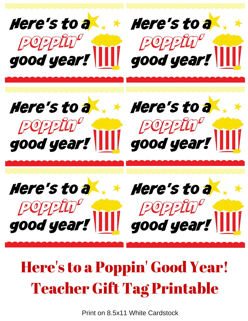 heres to a poppin good year printable gift tag