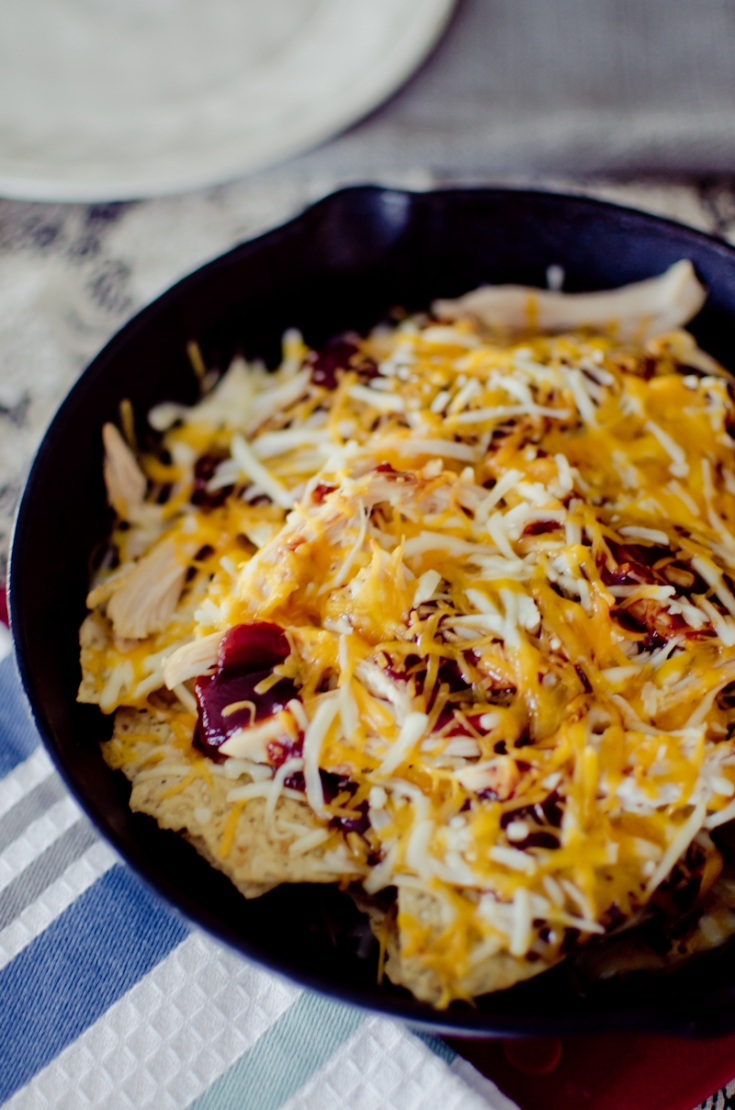 Effortless Meals: BBQ Chicken Nachos