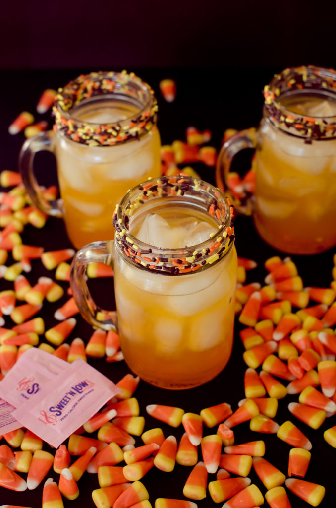 candy corn punch-9