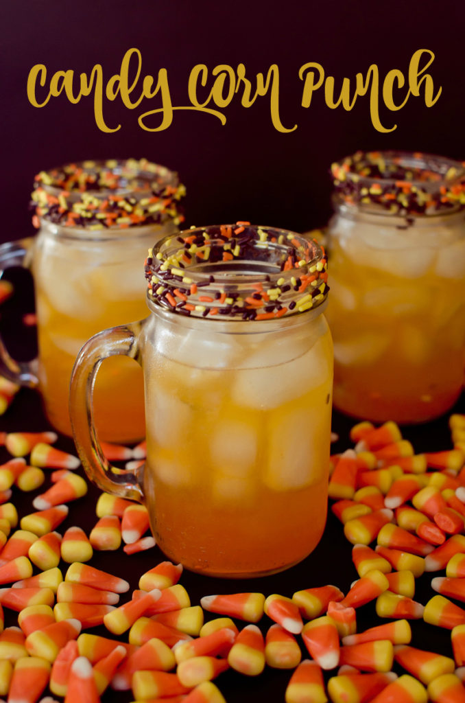 candy corn punch hero