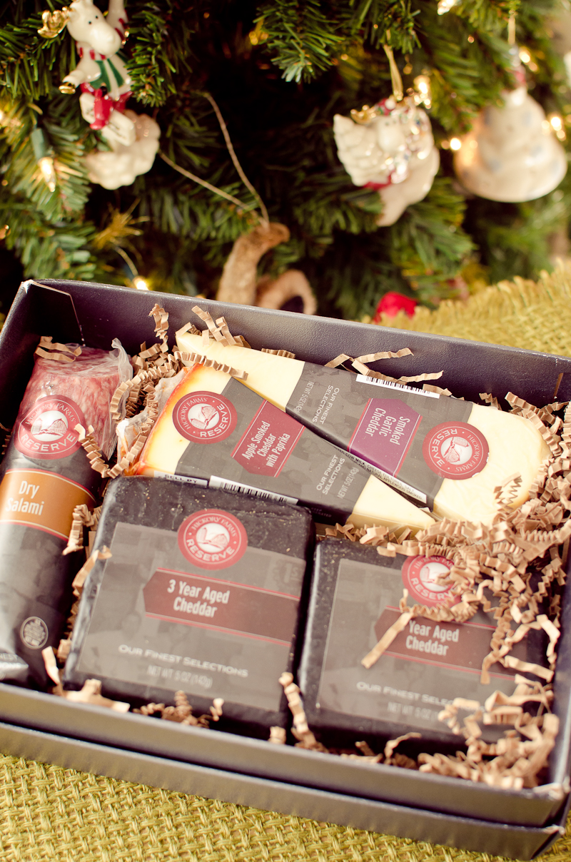 Holiday Gift Guide 2015: Hickory Farms - A Grande Life