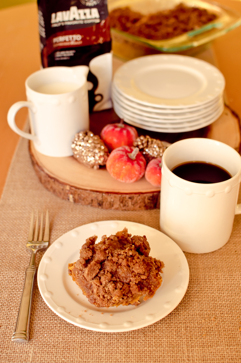 pumpkin coffee cake-4