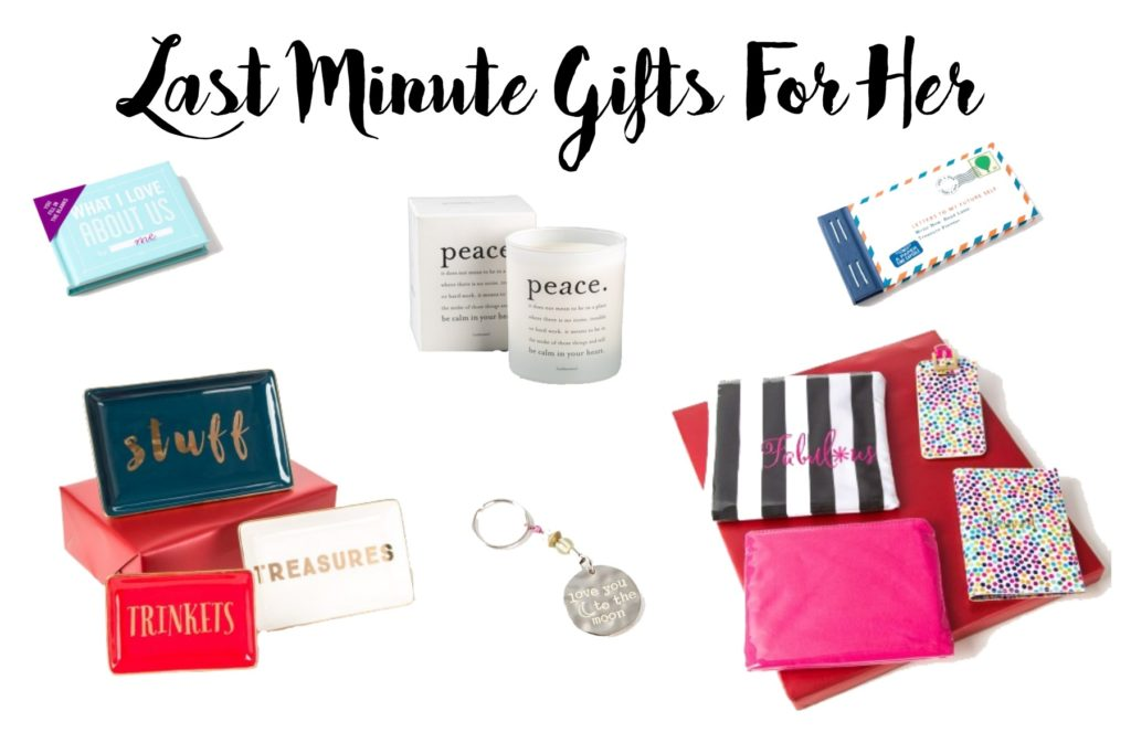 Last Minute Gifts For Her