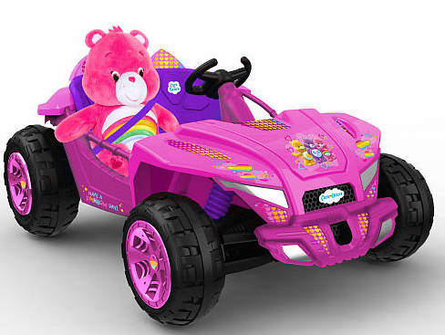 Care Bear Dune Buggy