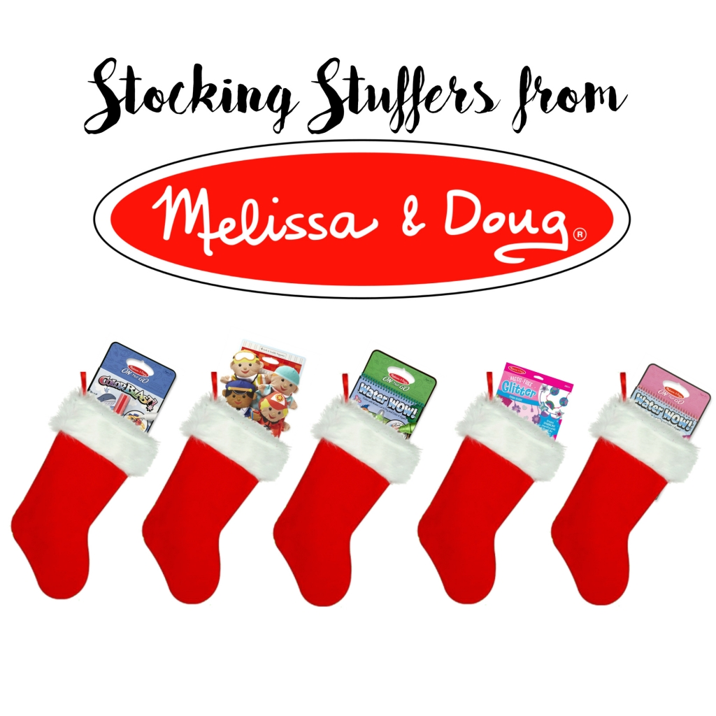 Stocking Stuffers From Melissa Doug A Grande Life