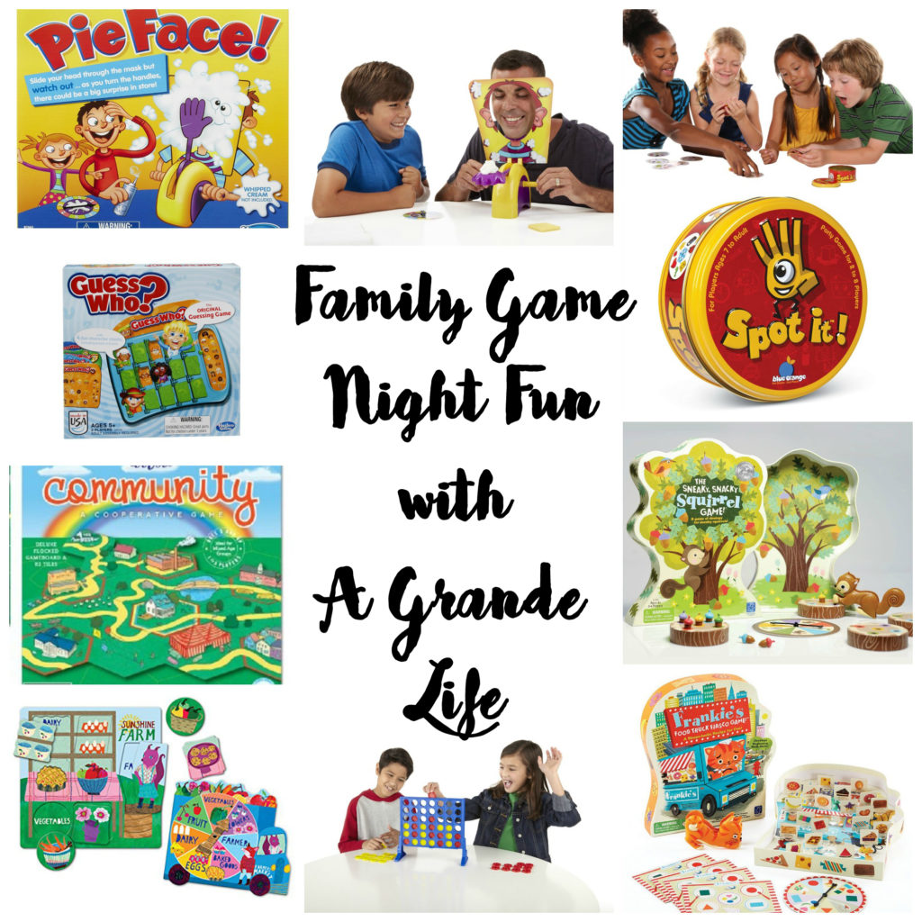 Family Game Night with A Grande Life copy