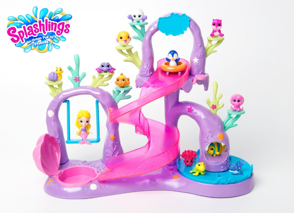 Splashings - Playset