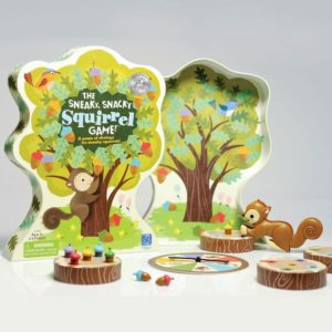 The Sneaky Snacky Squirrel by Educational Insights