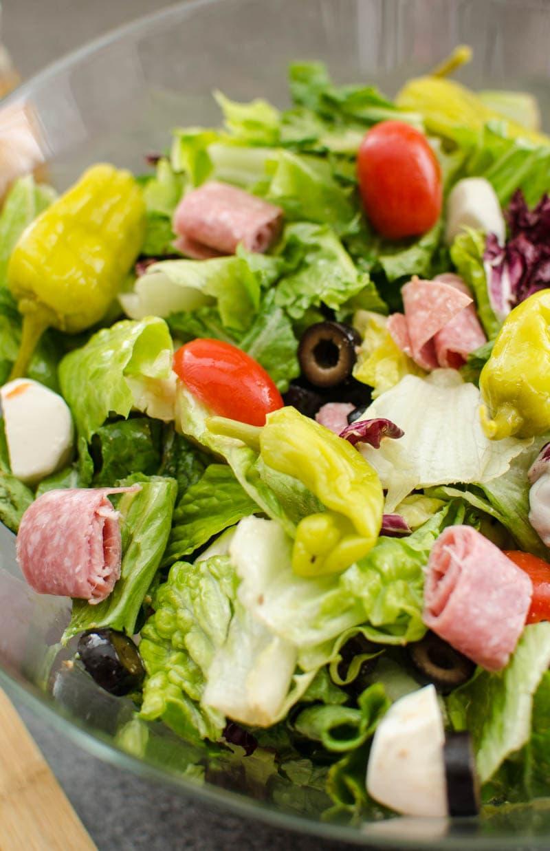 antipasto salad-6