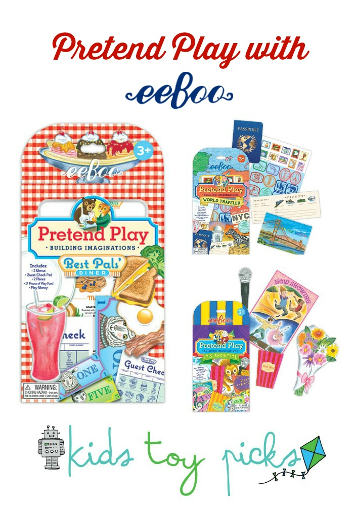 Kids Toy Picks eeBoo Pretend Play