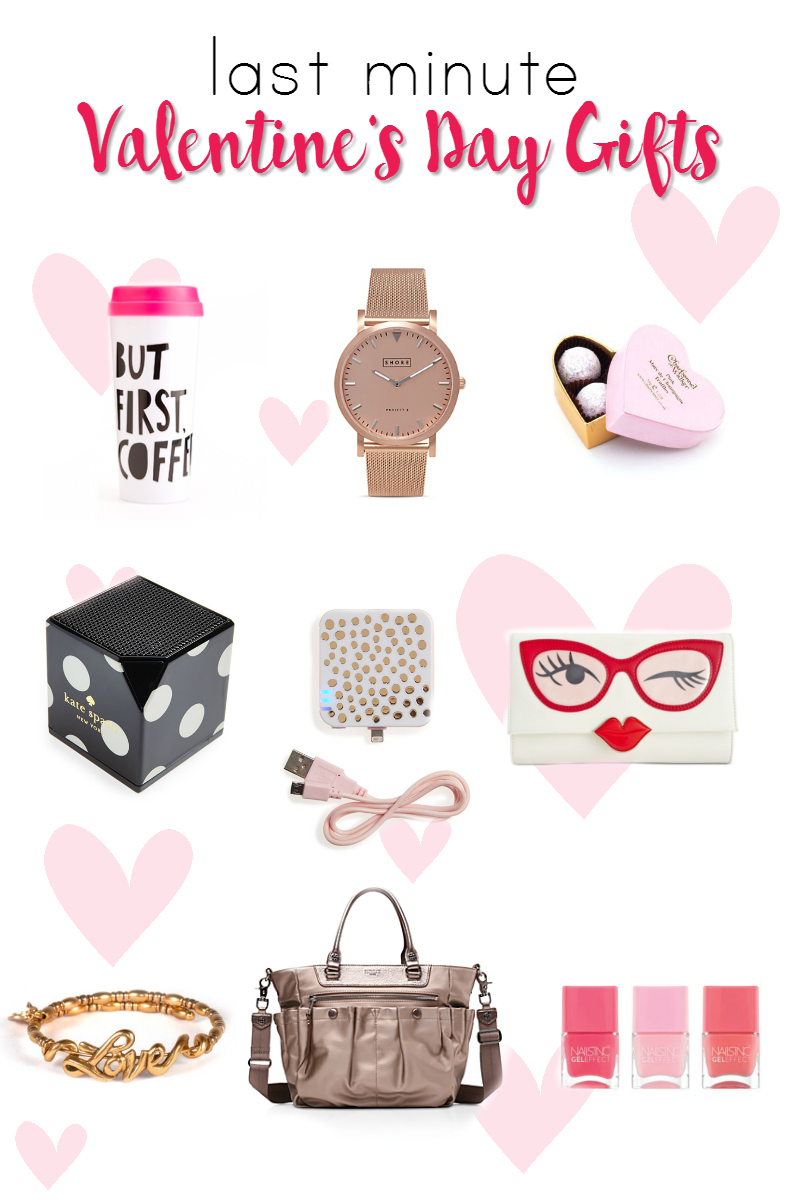 last minute valentine's day gifts - a grande life, Ideas