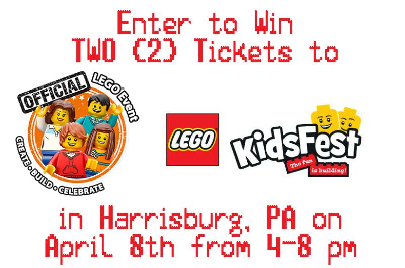 lego kidsfest giveaway