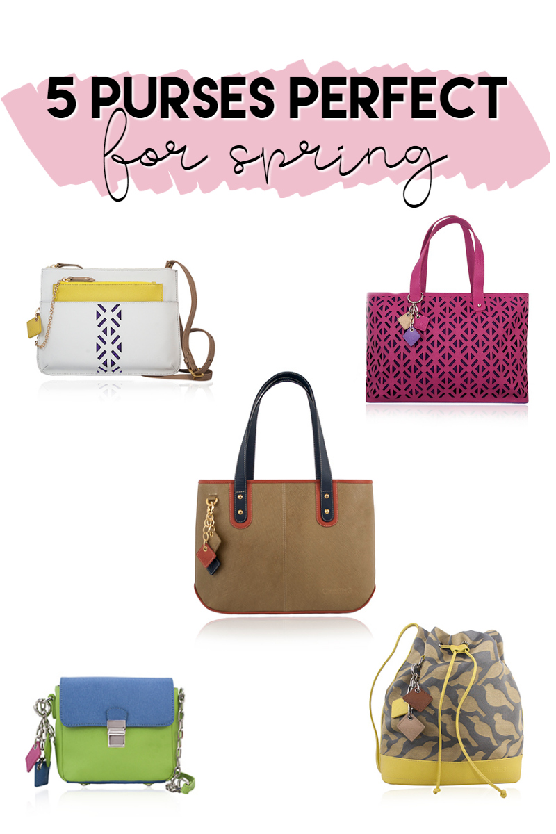 5 purses perfect for spring