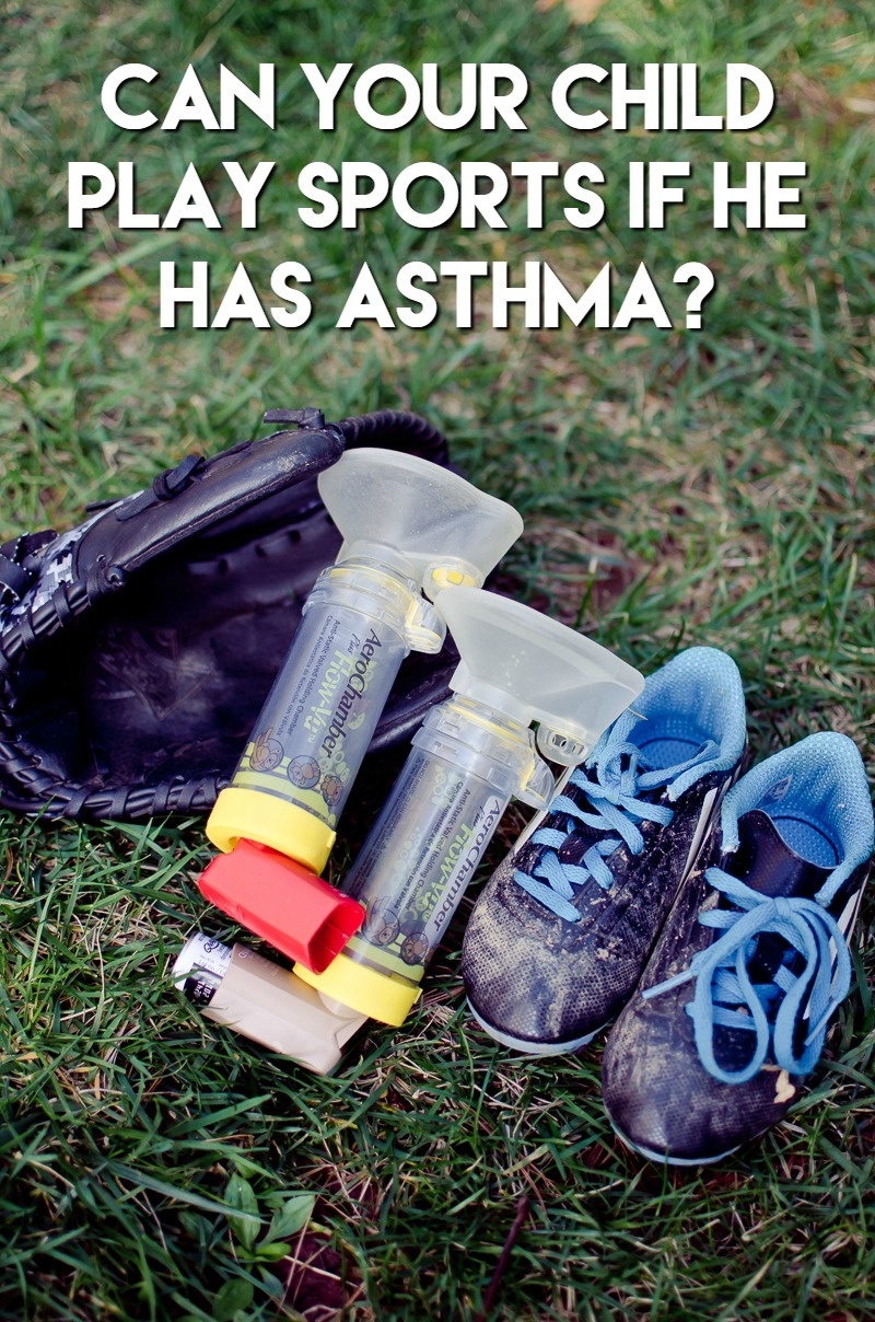Can Your Child Play Sports If He Has Asthma--1