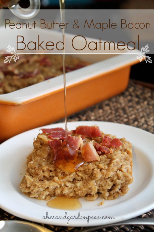Peanut-Butter-Bacon-Baked-Oatmeal