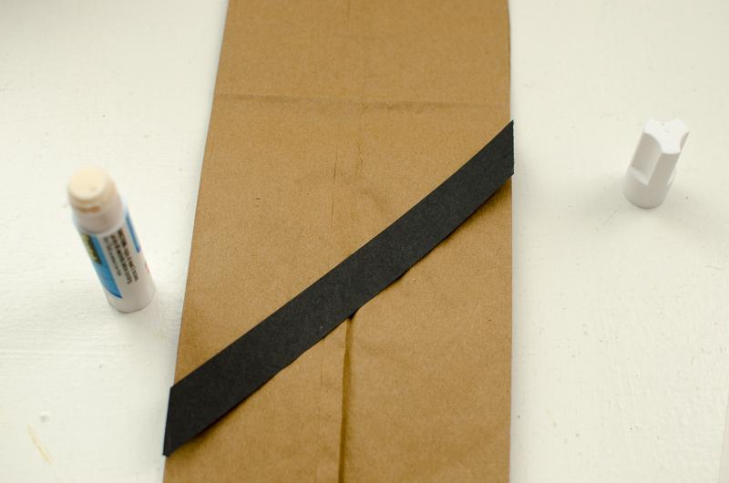 chewbacca paper bag puppet-2