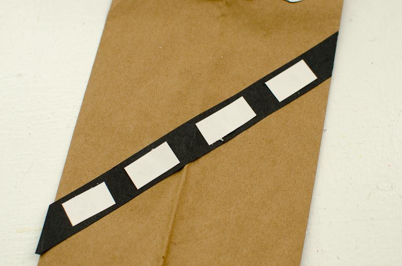 chewbacca paper bag puppet-7