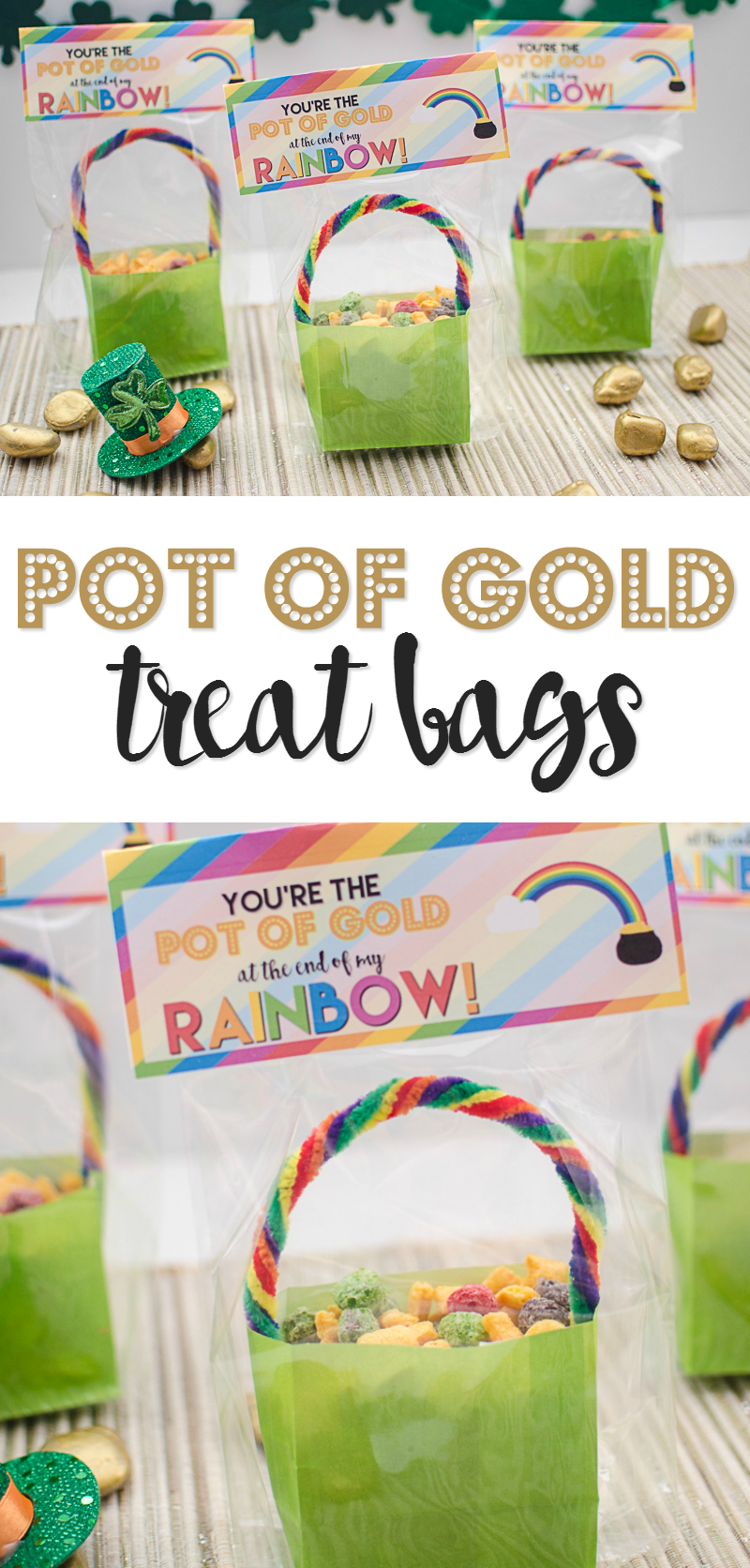 pot of gold treat bags 1