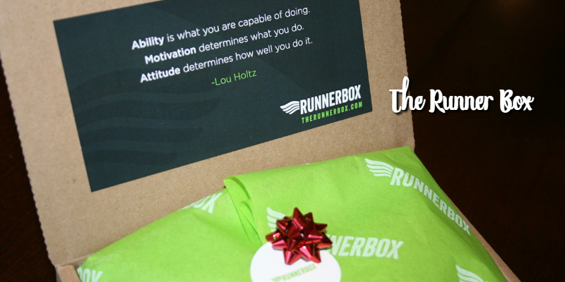 the runner box