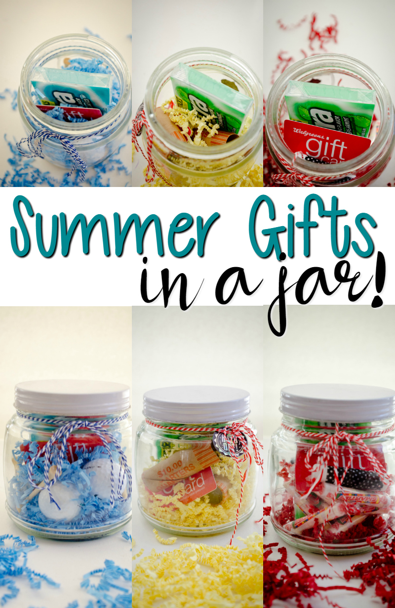 summer gifts in a jar 1