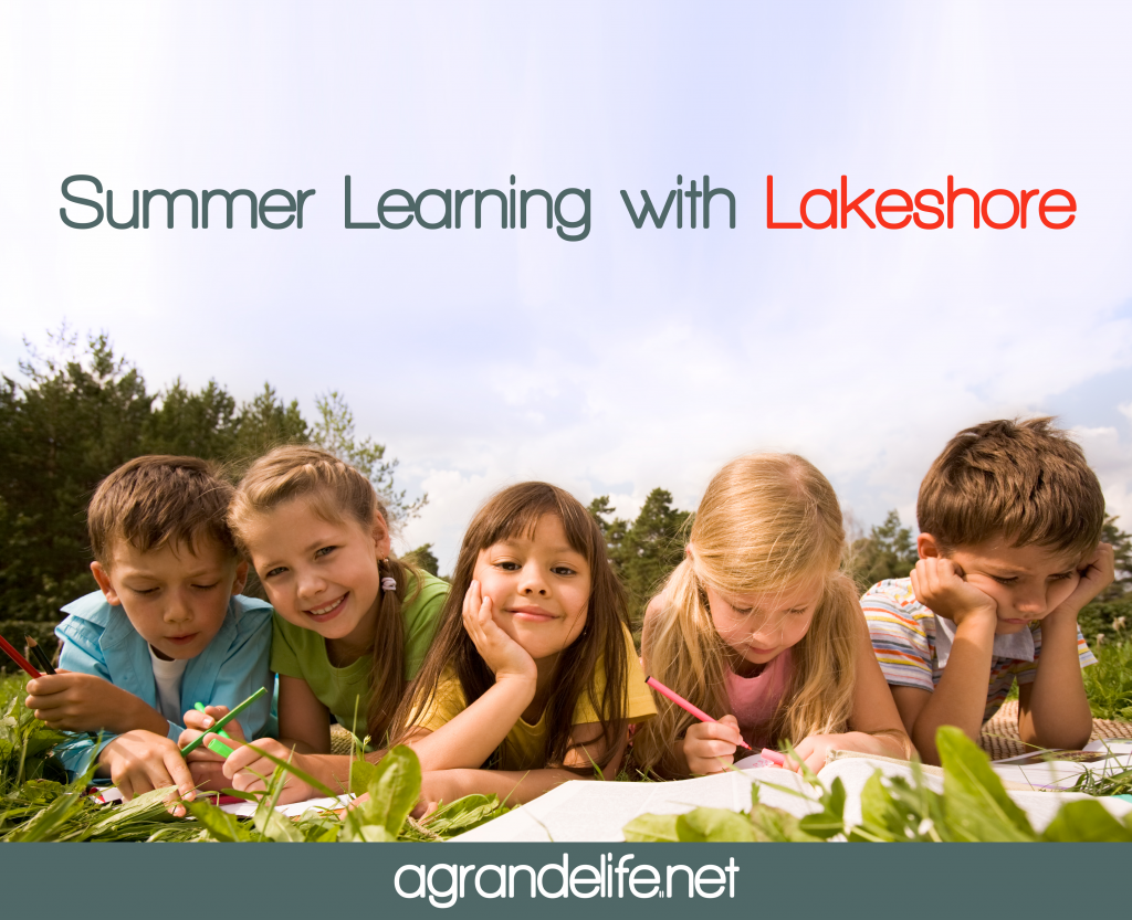 A Grande Life's Summer Learning with Lakeshore Learning