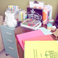 Plan with Me: Work-At-Home Organizational Tips