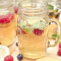 Green Tea Soda