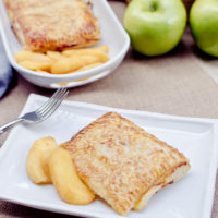 Apple Pie Slab