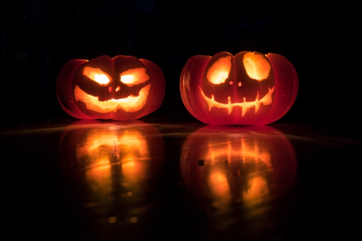 Hundreds of Free Pumpkin Carving Patterns, Templates and Stencils for Halloween