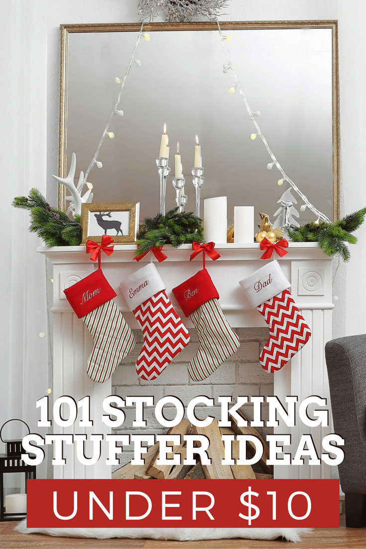 101 stocking stuffer ideas under 10 a grande life. Black Bedroom Furniture Sets. Home Design Ideas