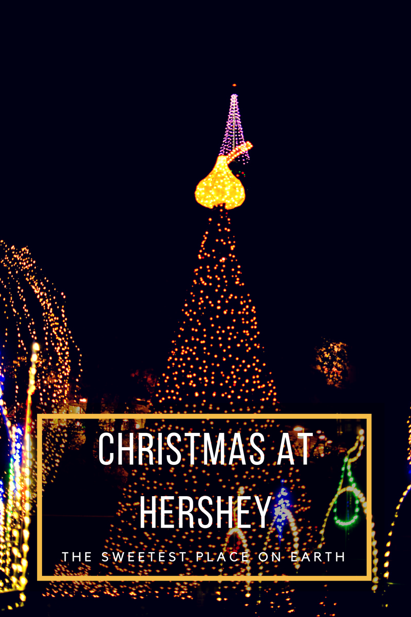 christmas at hershey