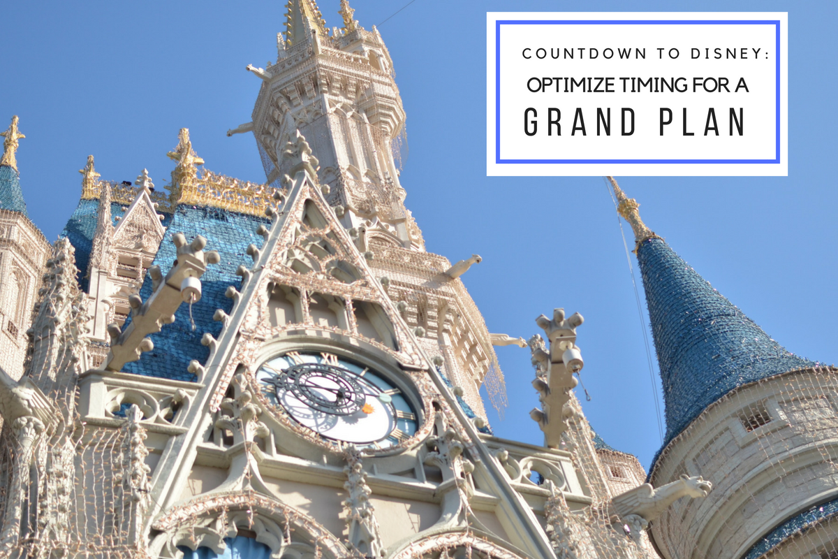 Countdown to Disney Planning a Multigenerational Trip To