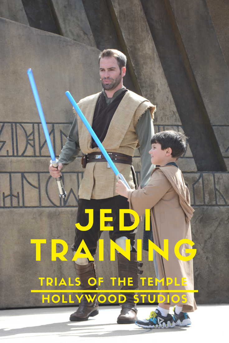 jedi training at hollywood studios