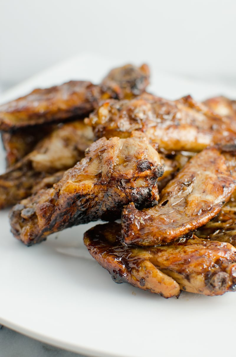 balsamic glaze wing-5