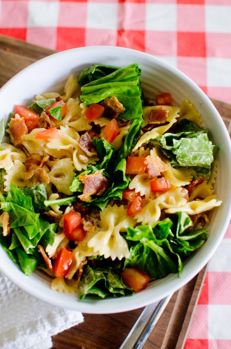 blt pasta salad-3