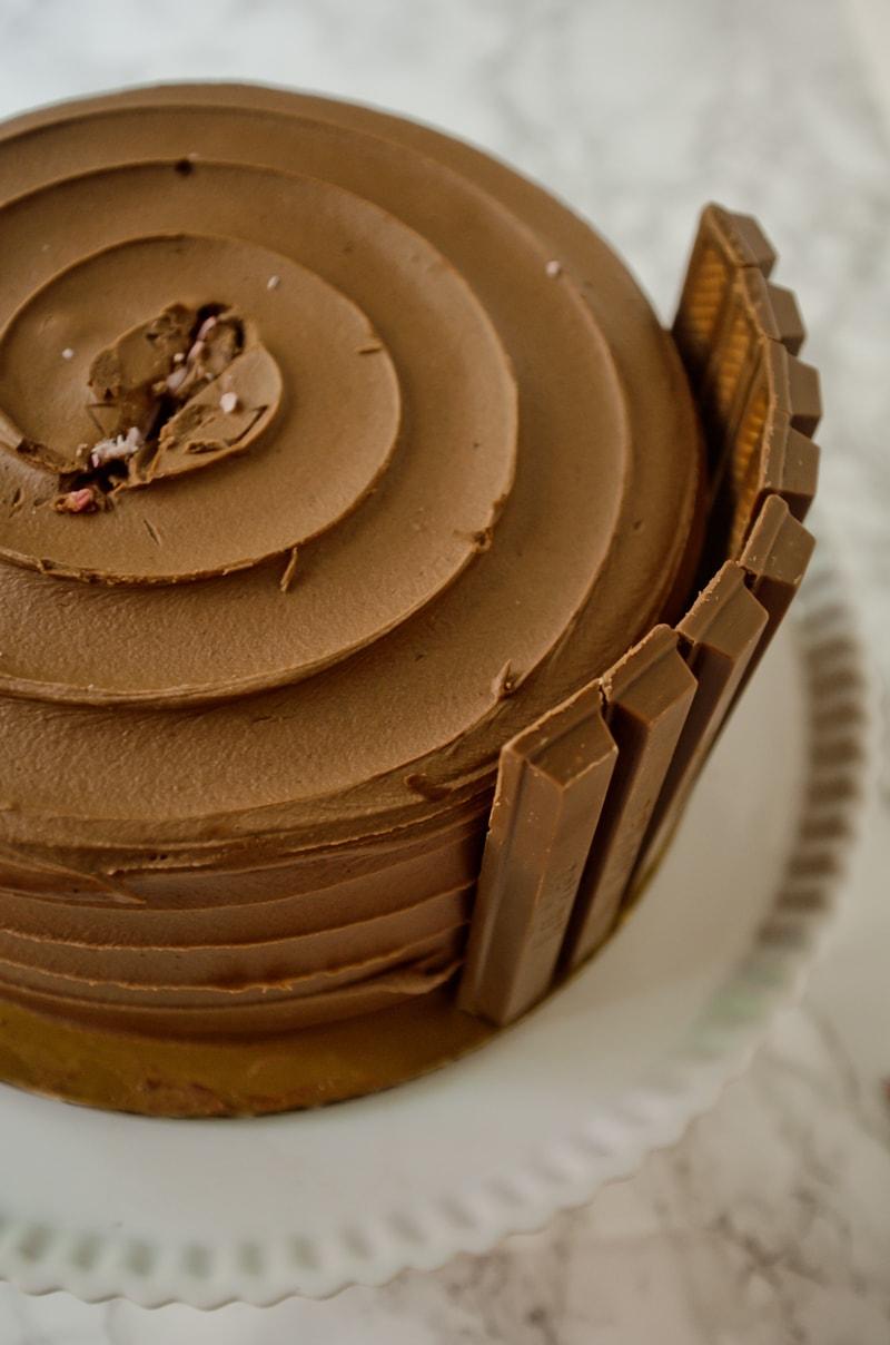 kit kat cake-3