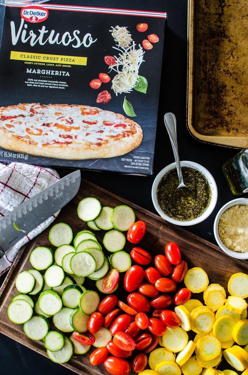 Roasted Garlic-Parmesan Zucchini, Squash and Tomatoes - A ...