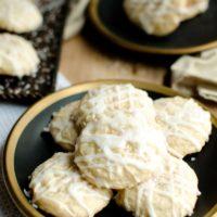 Vanilla Butter Sugar Cookies