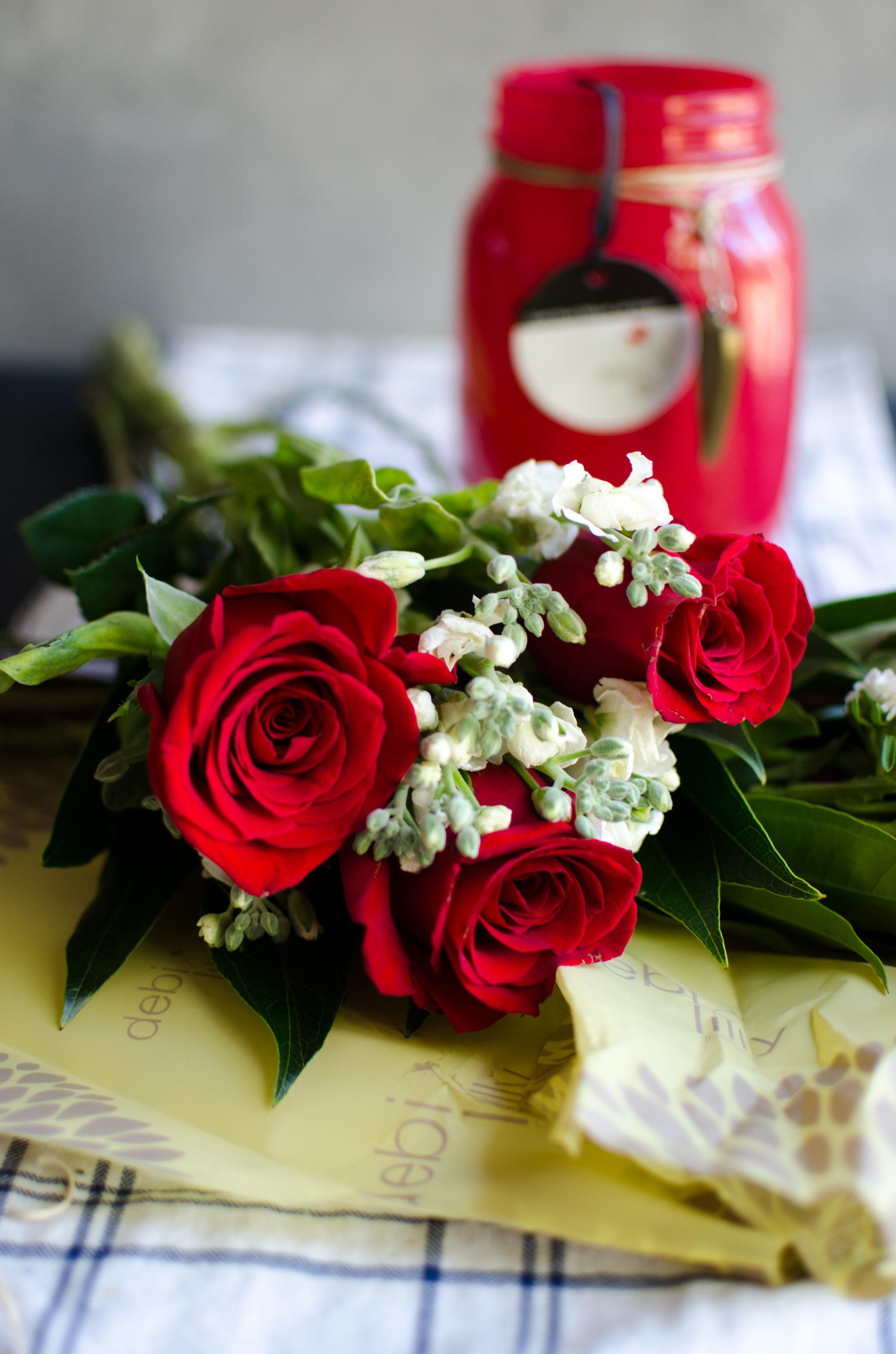 No-Stress Valentine\'s Day: Strawberry Brownie Trifle - A Grande Life