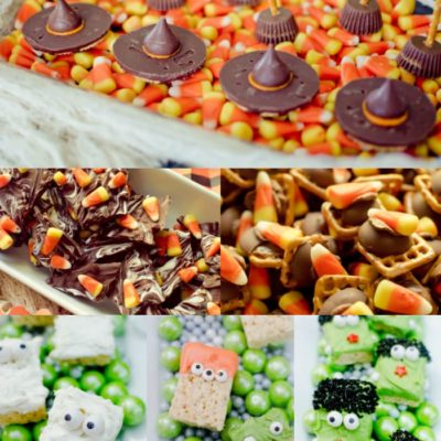 Quick and Easy Halloween Treats